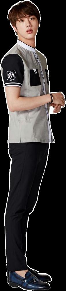 seokjin jin bts school uniform freetoedit