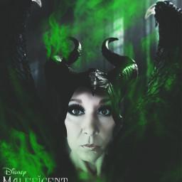 maleficent halloween picsart october picsartedit freetoedit