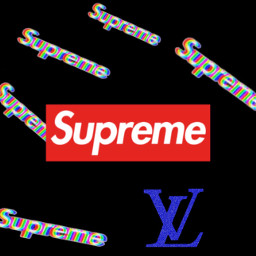 freetoedit louisvuitton supreme