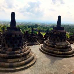 freetoedit indonesia borobudur travel