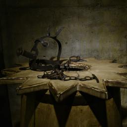 museum museo tortura mascara