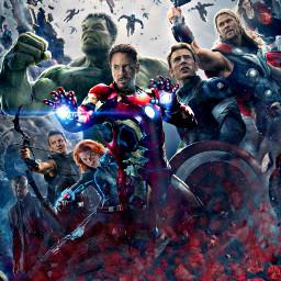 freetoedit avengers avengersageofultron marvel marvellove