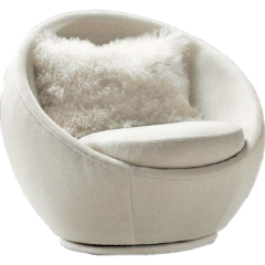 chair livingroom comfy cozy white freetoedit
