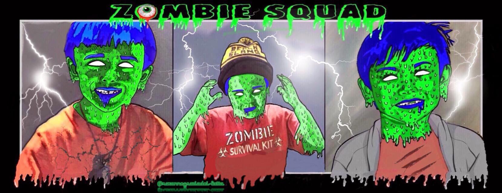 #zombiesquad #grimeart #zombiegrime #zombieboyz #halloween2019 #drawtools #picsart #madewithpicsart @picsart