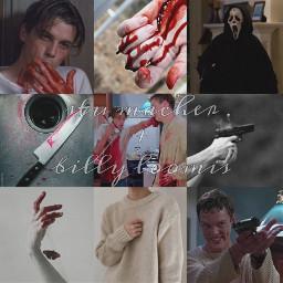 billyloomis stumacher scream screamedit halloween stumacheredit billyloomisedit scream1996 edit funedit halloweenedit