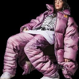 billie billieeilish eilish purple freetoedit