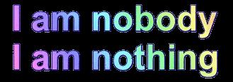 nobody nothing freetoedit