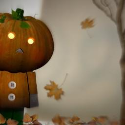 freetoedit fun pumpkin box transformation