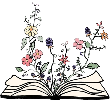 #book #bookworm #flowers #art #clipart #drawing #nature #artsy #aesthetic #aestheticsticker #transparent #overlay #freetoedit
