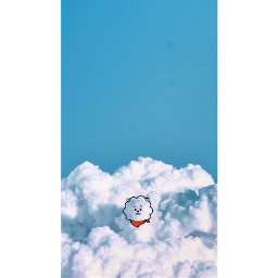 freetoedit clouds sky rj rjbt21