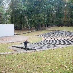 amphitheater park montesanostatepark kids play freetoedit