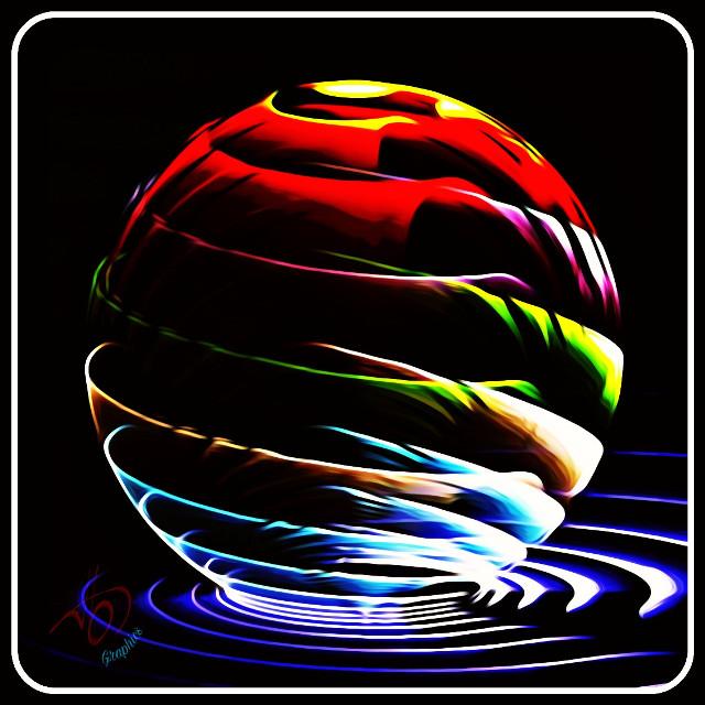 #tbgraphics #color #circleart #myart