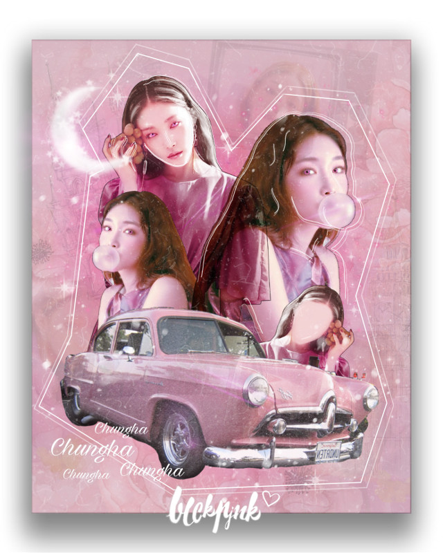 💖 [open to read!]     kim chungha chungha    960209 age 23    soloist former ioi member    dance queeeeeen 💃🏻     first entry for #iu_and_yume_contest @bts_iu @yume_editing      inspiration: @bts_iu   honestly need to fix my sleeping, like i always stay up late on my phone for too long and it really aint good for me. plus i always wake up late.     well whoops gotta try fix it, hopefully i'll start doing it 😬     also, i find this edit so pretty 🥺     i luv it so muchhh~     png: @__moonchild___ @valewgraphics @no_jams_7     #kpop #kpopcontest #kimchungha #chungha #gottago #snapping #solo #soloist #pink #lightpink #stars #art #freetoedit