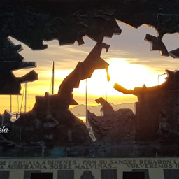 freetoedit sunrise monument myphoto isolemalvines