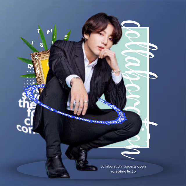 Collaboration requests open,dm me and comment below for a chance to work together on an edit!  Repost and dont worry if u arent in the first 3 ill be doing some later to  #jungkook #jungkookbts #bts #kpop #kpopedit  #freetoedit