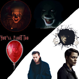 pennywise pennywisethedancingclown pennywise2017 pennywisetheclown losers