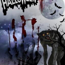 freetoedit terror halloween echalloweenspirit halloweenspirit