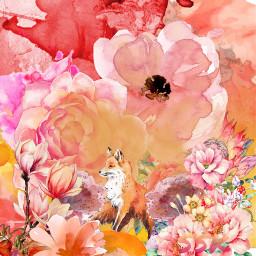 flowers brightcolors watercolor watercolorflower watercolorflorals freetoedit