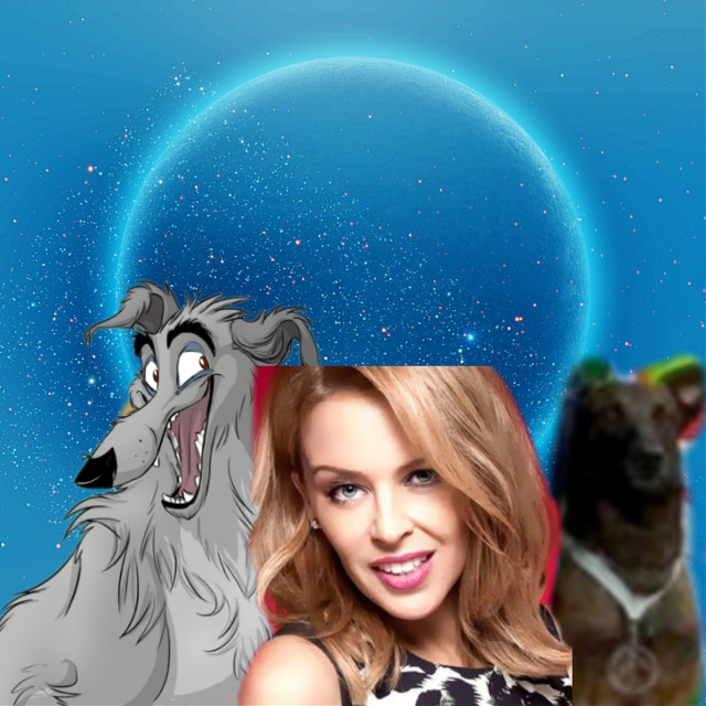 #freetoedit #myedit #belgianmalinois #Russiandog#kylieminogue