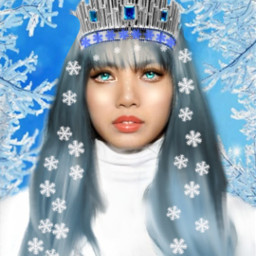 lisa blackpink ice queen