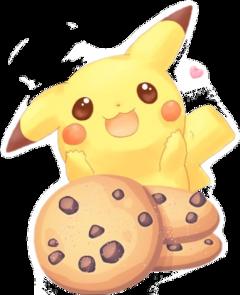adorable pokemon cookie
