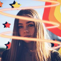freetoedit girl swirl fx filter