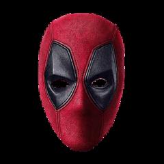 freetoedit superheroes mask mascara deadpool