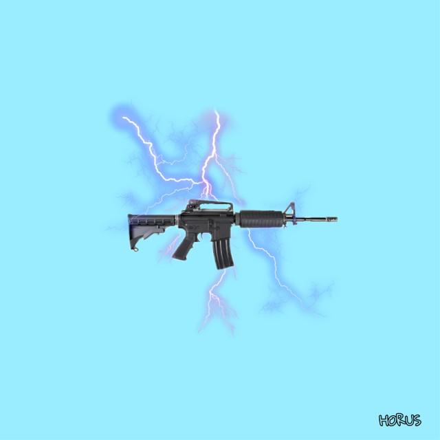 for a beat into the 2019😷 #gunshot