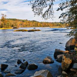 ponypasture jamesriver richmondva mycity river