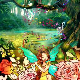 freetoedit fairy melody fantasia fairytale
