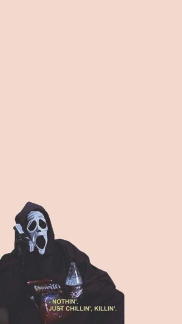 #halloween #scream #wallpaper
