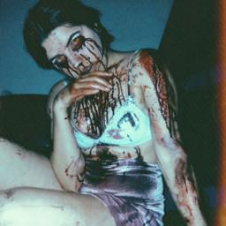 freetoedit evildead halloween bloody