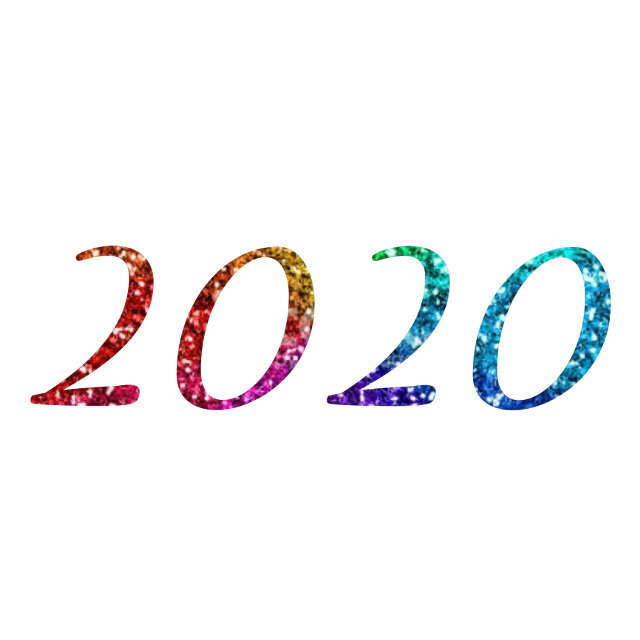 #freetoedit #2020 #newyear #newyearsresolution #year2020 #year #twentytwenty #rainbow #glitter #sparkles