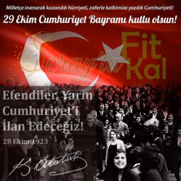 29ekim cumhuriyetbayramı türkiye atatürk mayalargeliyor freetoedit