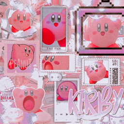 kirby kirbyedit pink pinkaesthetic complex