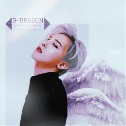 freetoedit gdragon bigbang kpopedit idol