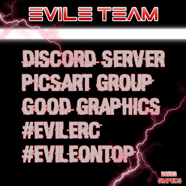 I can't join Zynx for @zynx_vibez🤷🏻♂️ So I open the EVILE Team😈 #EVILERC #EVILEONTOP😇
