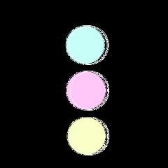 aestethic pastel circle vsco freetoedit