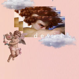 freetoedit angel religion satan aesthetic