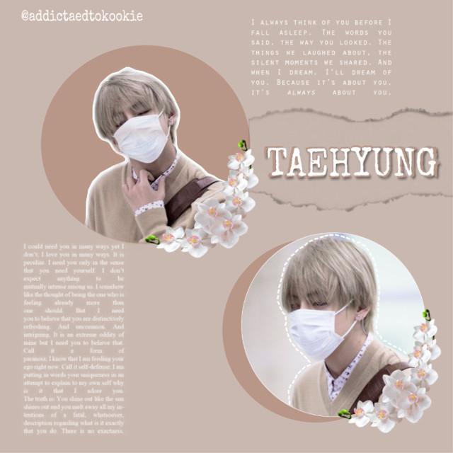 a taehyung edit 😳 i followed this tutorial ࿐∗ˈ‧ https://m.youtube.com/watch?v=UVGHksBB0tU&t=156s࿐∗ˈ‧
