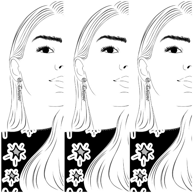 #remixit #mydrawing #fotoedit #longhair #girl #sketch #outline #motivation #flowers #stickers #myedit #curlyhair #beautiful  #freetoedit