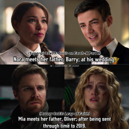 arrow arrowseason8 theflash theflashseason4 oliverqueen dccomics