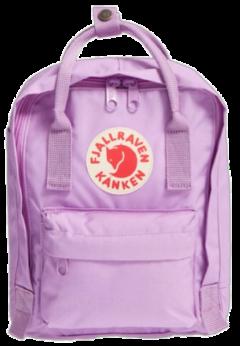 fjallraven fjallravenkanken purple lilac backpack freetoedit