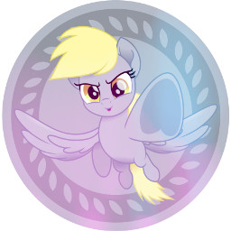 derpyhooves mlp icon