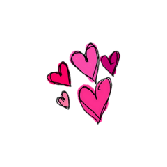 heart hearts red love pink freetoedit