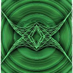 mystic green art creativity imback freetoedit