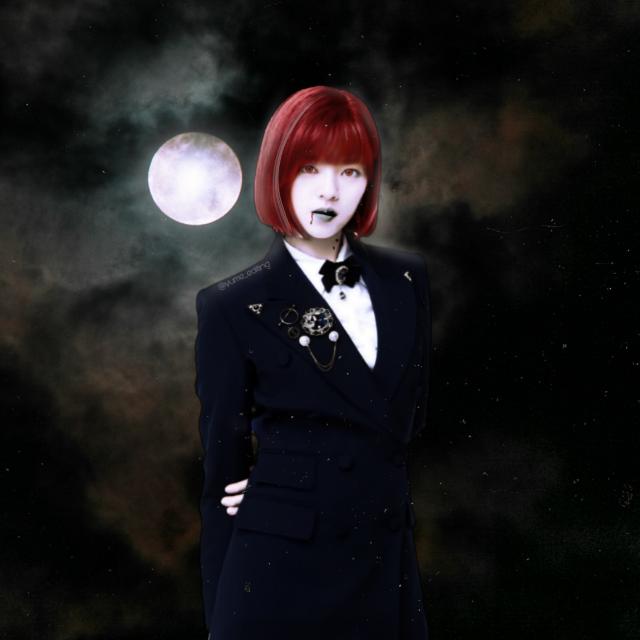 Twice Jeongyeon #twicejeongyeon #freetoedit #twice #twiceedit #kpop #halloween #vampire