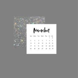 sparkles freetoedit srcnovembercalendar novembercalendar