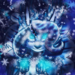 art traditionaldrawing snow ice fluffy