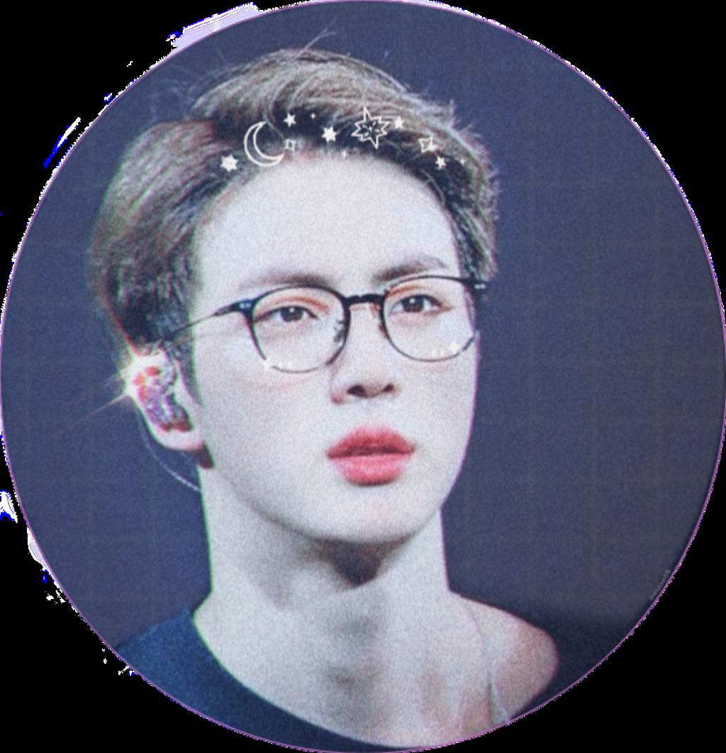 #jin #glasses